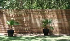 Cheap Fence Ideas | Privacy fence (© © Production Fenceworks)