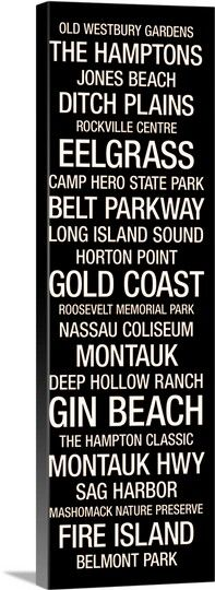 Subway Roll: Long Island, New York