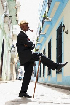 Street Artisan. Havana. Cuba