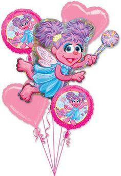 ABBY Cadabby Pink Sesame Street Birthday PARTY Helium Mylar (5) BALLOONS Kit Set Lgp http://www.amazon.com/dp/B00BEDFVOW/ref=cm_sw_r_pi_dp_tFP8ub107V5TK