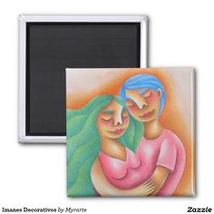 Imanes Decorativos 2 Inch Square Magnet, home decor, decoración. Producto disponible en tienda Zazzle. Decoración para el hogar. Product available in Zazzle store. Home decoration. Regalos, Gifts. Link to product: http://www.zazzle.com/imanes_decorativos_2_inch_square_magnet-147894958163789141?CMPN=shareicon&lang=en&social=true&rf=238167879144476949 Día de los enamorados, amor. Valentine's Day, love. #ValentinesDay #SanValentin #love #imanes #magnets