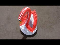 How To Make a 3D Origami Swan (Type 2)