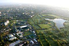 Wimbledon Tennis Courts