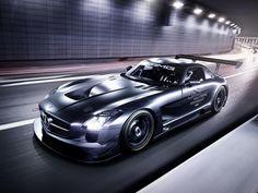 Mercedes SLR AMG GT3