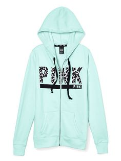 Wear Everywhere Full-Zip PINK --loving this print, color, style... Everything!