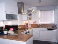 Cuisine moderne - Cuisine moderne - Vous avez installé ou fait installer une cuisine équipée ?