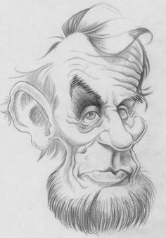 Abraham Lincoln (Created by: Allan Buch)