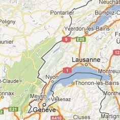 Gegevens en ligging van de camping Le Fayolan, Clairvaux-les-lacs