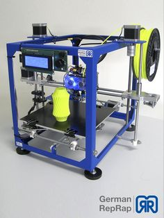GERMAN REPRAP - PROTOS V3 KIT - 3D PRINTER