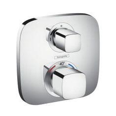 Hansgrohe Ecostat E Thermostat Unterputz, für 1 Verbraucher