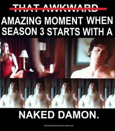 The Vampire Diaries TV Show Funny Funny TVD