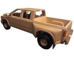 PATTERNS & KITS :: Trucks :: 132 - The Dulley Pick Up