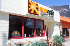 Sun Cafe: All vegan cafe with many raw options. 3711 Cahuenga Blvd., Los Angeles