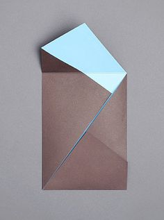 handmade envelope tutorial ... 質感摺疊 Bureau Bruneau | MyDesy 淘靈感 ... Japanese styl with double sided paper ...