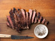 Alton Brown's Pan-Seared Rib Eye is a fan favorite and with over 500 5-star reviews, it's a surefire hit.