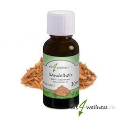 Sandelholzöl - Ätherisches Öl vom Sandelholz. Sandelholz riecht sinnlich warm und samtig. Sein Duft wirkt harmonisierend und besänftigend auf die Seele. Whiskey Bottle, Drinks, Drinking, Beverages, Drink, Beverage