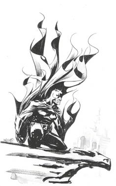 Batman By Dustin Nguyen