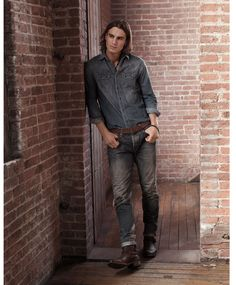 Denim   Supply Ralph Lauren Fall 2012 Boys Jeans, Grey Jeans, Jeans And  Boots 4df0bf80f5f5