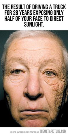 The effects of the sun