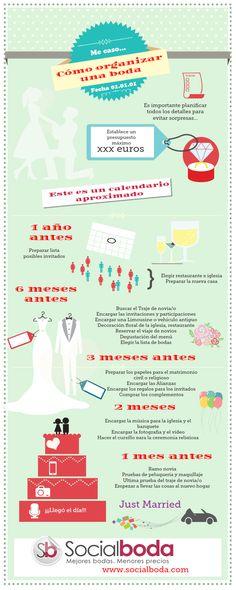 Cómo organizar una boda Wedding Notes, Free Wedding, Wedding Tips, Wedding Planning, Wedding Day, Wedding Planner Checklist, Wedding Planer, Star Wars Wedding, Rainbow Wedding
