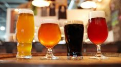 """""""Craft beer"""" is such a hip phrase, huh? Everyone is talking these days about Alabama's craft beer presence, and there is even a North Alabama Craft Beer Trail newly launched in the state that people are all """"hopped up"""" about. #visitnorthal #northalabamacraftbeertrail #craftbeer"""
