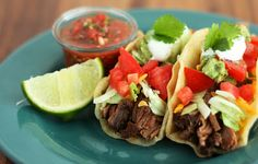 Shredded Beef Tacos - Cooking Classy
