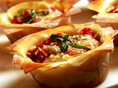 Lasagna Cupcakes Recipe : Food Network