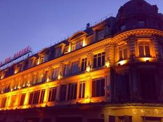 Le Bon Marche Department Store in Paris: For Classic Left-Bank Style: Le Bon Marche is a mesmerizing sight at night.