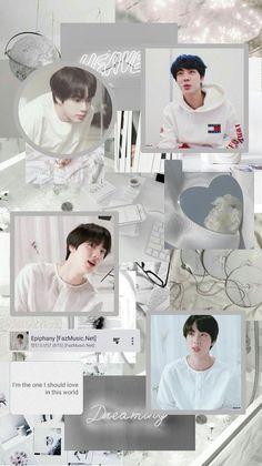 Bts Wallpaper Lyrics, K Wallpaper, Seokjin, V And Jin, Bts Birthdays, Bts Aesthetic Wallpaper For Phone, Bts Concept Photo, Korean Boy, Shared Folder