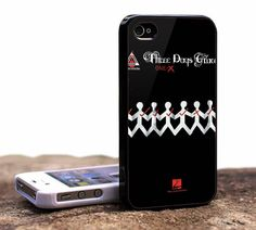 3 Three Days Grace Logo - iPhone 4