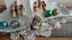 Check out this item in my Etsy shop https://www.etsy.com/listing/495682491/kitsch-retro-christmas-nativity-ornament
