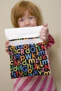make your own snack bags :)