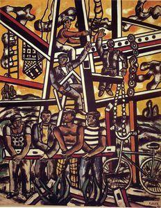 Untitled (8801) de Fernand Leger (1881-1955, France)