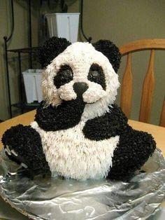 Panda Cake More