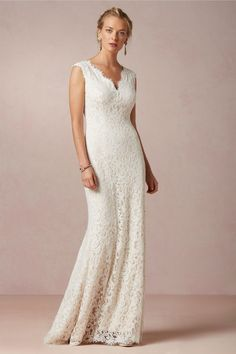 BHLDN Margeaux Gown on shopstyle.com