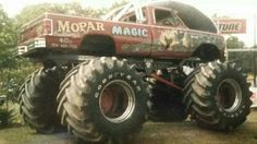 Dodge Trucks, Lifted Trucks, Big Monster Trucks, Monster Jam, Clash Of The Titans, Real Steel, Old Tractors, Big Wheel, Cool Trucks