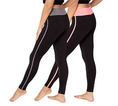 Win Today's Giveaway of the Day - 2 Pairs: Performance Yoga Pants - Drawing 5/11/15 @ 3PM EST