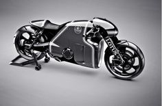 Lotus C-01 Superbike Is A Carbon Fiber Dream! Click the image for more jaw dropping photos!