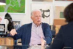 Nos acercamos aAndré Ricard, pionero del diseño industrial en España y primer Premio Nacional de Diseño. Acércate a escucharlo el 18 de mayo en La Capell.