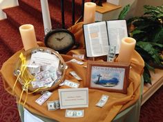 TABLSECAPE Holiness Table Stewardship: Time, Talent & Treasure By Teresa Bush