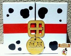 Disney DLR 2011 - D23 Expo 101 Dalmatians 50th Anniversary Box Pin Set LE 250