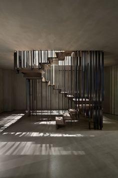 Staircase by storage associati | iGNANT.de