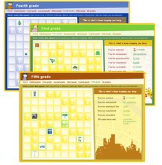 Online learning games