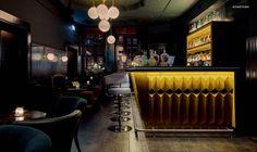 Pulitzer's Bar, Amsterdam by Jacu Strauss