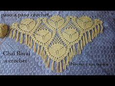 Chal Floral Crochet