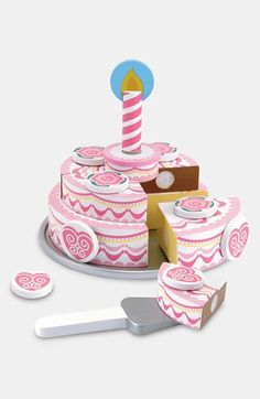 Melissa & Doug Triple Layer Party Cake available at #Nordstrom