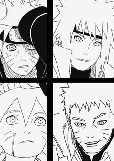 Naruto like father like son