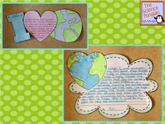 I just wanted to share a writing pack I created for my students for Earth Day.  This year Earth Day is the day before our Reading and Math STAAR test, so unfortunately, we don't have a lot of time to spend on it.  However…I still want to make sure we discuss Earth Day and conservation around …