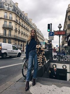 Street Style : January must-haves coats scarves statement coats statement sweaters transit