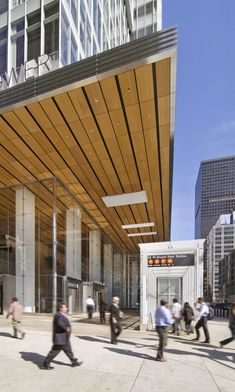 One Bryant Park / Bank of America Tower | Credit: Cook + Fox Architects, LLP